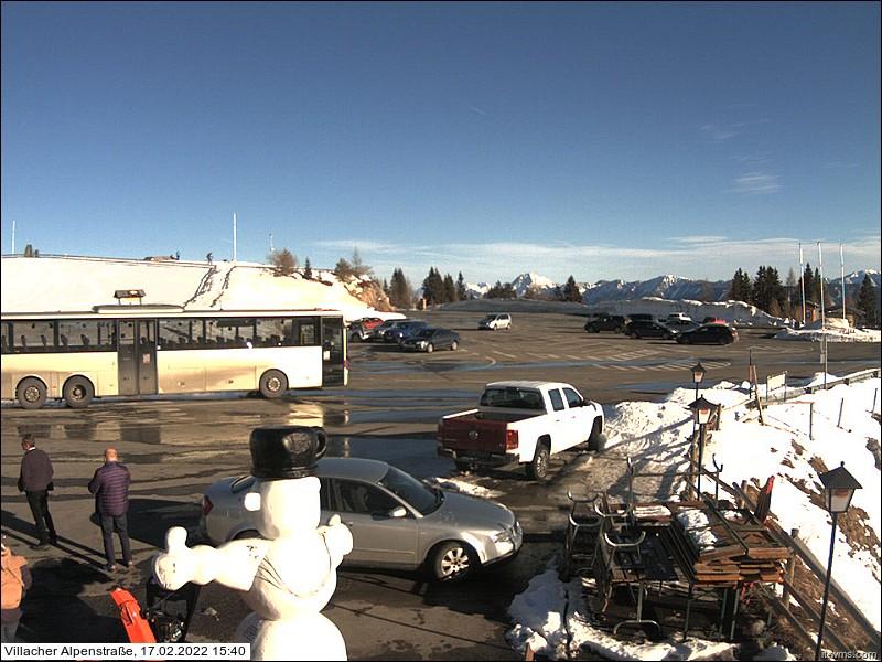 Webcam Dobratsch